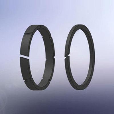 piston ring & rider ring