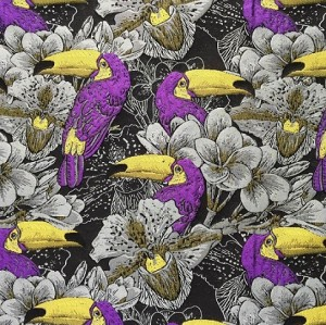 Warp Textile Printing Embroidery Fabric Jacquard Fabric For Dress