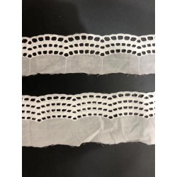 2019 new arrival high quality pearl lace trim for clothes