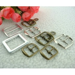 Wholesale Women Summer Shoe Metal Buckle Accessories Buckle For Shoe