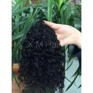 Deep Curly Hair Bundle One Bundle Deal