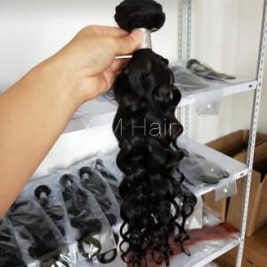 Natural Wave Hair Bundle One Bundle Deal