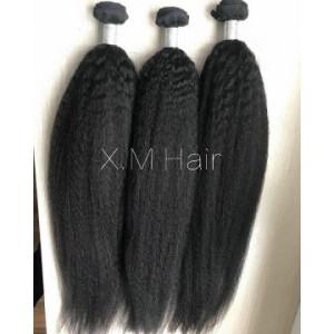 Kinky Straight Hair Bundle One Bundle Deal