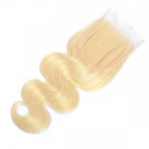 613 Color Body Wave Lace Closure One Bundle Deal