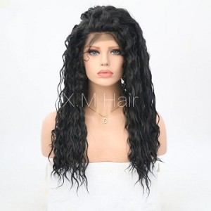 Synthetic Lace Front Wig With Natural Hairline NO.6