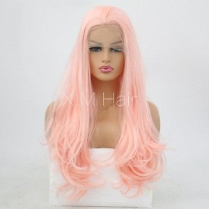 Synthetic Lace Front Wig With Natural Hairline NO.21