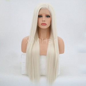 Synthetic Lace Front Wig With Natural Hairline NO.23