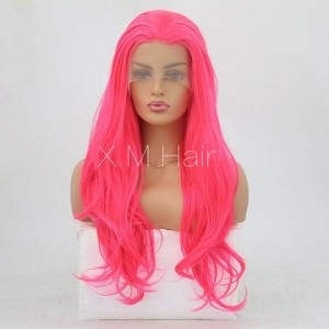 Synthetic Lace Front Wig With Natural Hairline NO.26