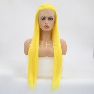 Synthetic Lace Front Wig With Natural Hairline NO.28