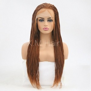 Synthetic Lace Front Wig With Natural Hairline NO.30