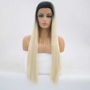 Synthetic Lace Front Wig With Natural Hairline NO.31