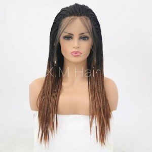 Synthetic Lace Front Wig With Natural Hairline NO.32