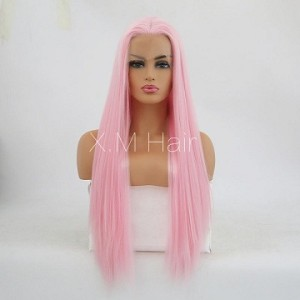 Synthetic Lace Front Wig With Natural Hairline NO.36