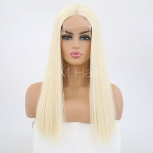 Synthetic Lace Front Wig With Natural Hairline NO.38