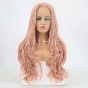 Synthetic Lace Front Wig With Natural Hairline NO.41