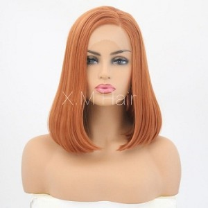 Synthetic Lace Front Wig With Natural Hairline NO.42