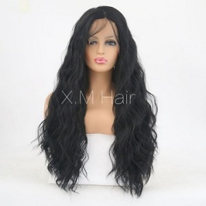 Synthetic Lace Front Wig With Natural Hairline NO.43