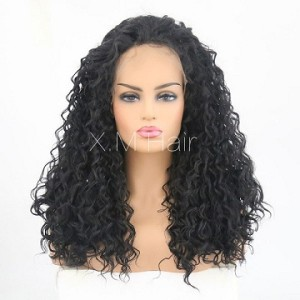 Synthetic Lace Front Wig With Natural Hairline NO.51