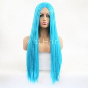 Synthetic Lace Front Wig With Natural Hairline NO.53