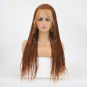 Synthetic Lace Front Wig With Natural Hairline NO.56