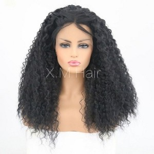 Synthetic Lace Front Wig With Natural Hairline NO.61