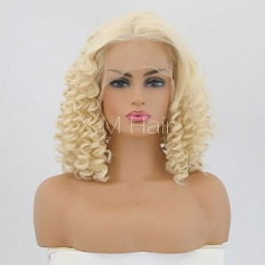 Synthetic Lace Front Wig With Natural Hairline NO.62