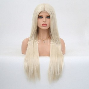 Synthetic Lace Front Wig With Natural Hairline NO.64