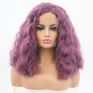 Synthetic Lace Front Wig With Natural Hairline NO.68