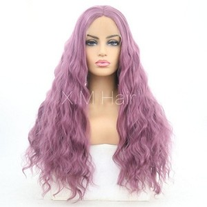 Synthetic Lace Front Wig With Natural Hairline NO.73