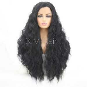 Synthetic Lace Front Wig With Natural Hairline NO.80
