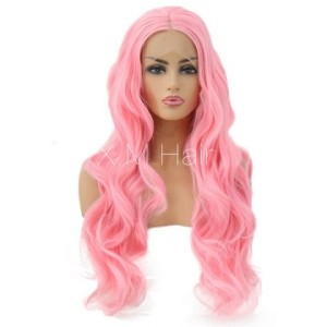 Synthetic Lace Front Wig With Natural Hairline NO.86