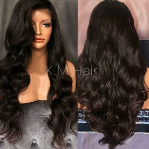 Synthetic Lace Front Wig With Natural Hairline NO.89