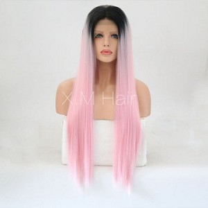 Synthetic Lace Front Wig With Natural Hairline NO.102