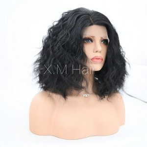 Synthetic Lace Front Wig With Natural Hairline NO.103