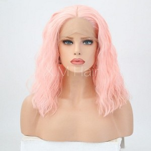 Synthetic Lace Front Wig With Natural Hairline NO.104