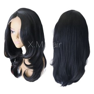 Synthetic Lace Front Wig With Natural Hairline NO.106