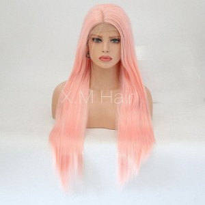 Synthetic Lace Front Wig With Natural Hairline NO.110