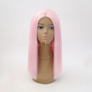 Synthetic Lace Front Wig With Natural Hairline NO.111
