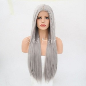 Synthetic Lace Front Wig With Natural Hairline NO.112