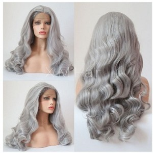 Synthetic Lace Front Wig With Natural Hairline NO.114