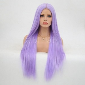 Synthetic Lace Front Wig With Natural Hairline NO.118