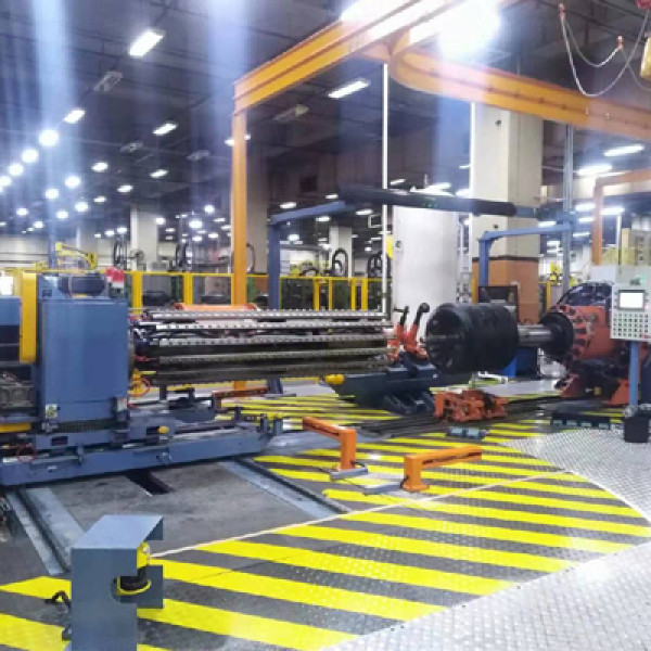 Lungcheung Tyre building machine for 25
