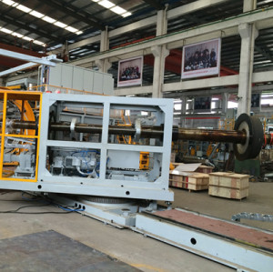 Radial agricultural tyre building machine(new structure) 30