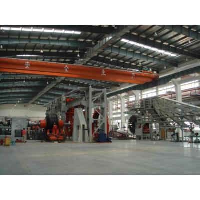 Huge OTR All-steel radial tire building machine LCG-Y5157