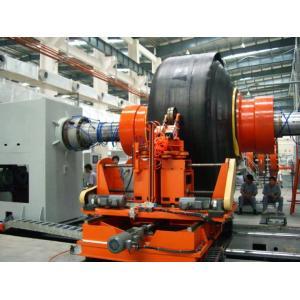 Huge OTR All-steel radial tire building machine LCG-E5157