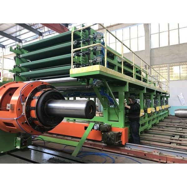 Ply servicer of tyre building machine