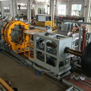 LT-1600 pocket building machine