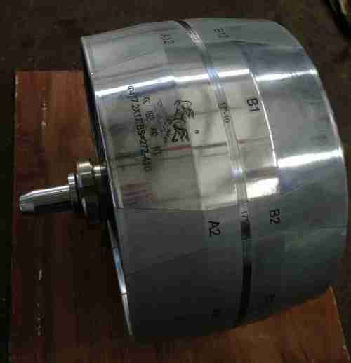 RFT (run flat tire) tyre building drum