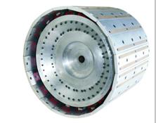 PCR & LTR & RFT tyre building drum (invisible magnet) (12