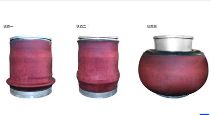 CPR & LTR Semi-steel one-step mechanical building drum (bladder turn-up) (12